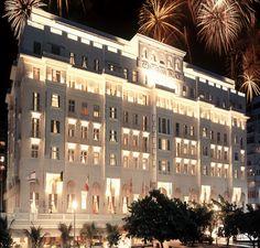 Réveillon Copacabana Palace