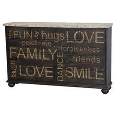 Family Sideboard - Gather 'Round on Joss & Main