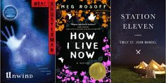 8 Dystopian Novels That Are Way Better Than 'The Hunger Games'