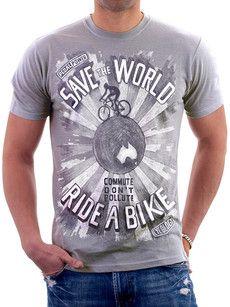 Save The World, [Gender: Mens] [Size: Med]