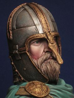 David Mitchell - The Anglo-Saxon Coppergate Helmet