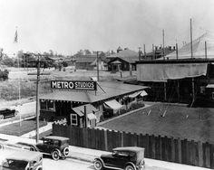 Metro Studios, 1025 Lillian Way in Hollywood