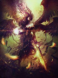 http://aniamitura.deviantart.com/art/Resistant-Enisel-adv-496525231 Fantasy Art Engine