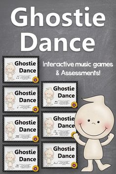Fun Interactive Rhythm Games that work with or without a Smartboard. Your elementary music students will love these activities for multiple grade levels! Get ready for giggles and movement! Excellent Orff and Kodaly resource!