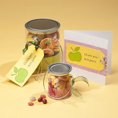Thank You Teacher Gifts: Apple Gift Set