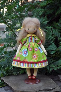 Textile doll, decorative doll, collector dolls, doll cotton, rag doll, art doll by NilaDolss on Etsy https://www.etsy.com/listing/246892267/textile-doll-decorative-doll-collector