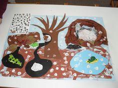 ...Το Νηπιαγωγείο μ' αρέσει πιο πολύ.: ΖΩΑ ΣΕ ΧΕΙΜΕΡΙΑ ΝΑΡΚΗ Animals That Hibernate, Winter Art, Winter Ideas, Groundhog Day, Tot School, Winter Activities, In Kindergarten, Preschool, Projects To Try