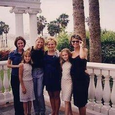 Andrea Barber, Jodie Sweetin, Candace Cameron Bure, Lori Loughlin, Mary Kate Olsen, Ashley Olsen