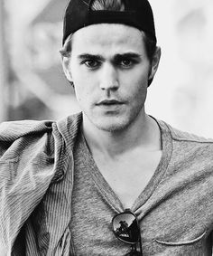 Paul Wesley ughhhh marry me
