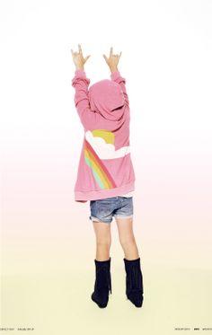 Wildfox Kids Perfect Day Malibu Zip Up