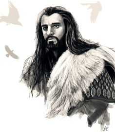 Thorin by Ancha-Snow1 on DeviantArt