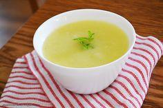 Akademia Ciastek... i nie tylko: Zupa krem z cukinii Soup, Ethnic Recipes, Soups, Soup Appetizers