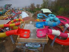 New Category 5 Rapids Extreme Waterslides poised for opening May Best Amusement Parks, Category 5, Summer Activities, Roller Coaster, Attraction, Fun, Roller Coasters, Summer Fun, Lol