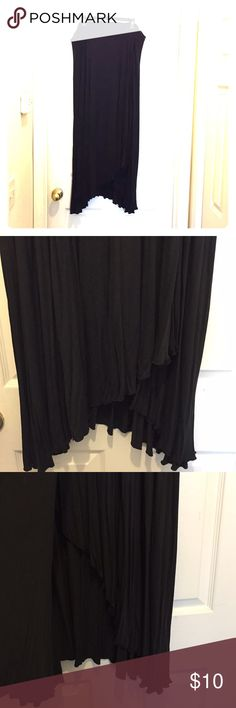 Long Flowing Skirt Can be wore for dress-up, casual or for a dancer. Cato Skirts Maxi