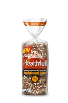 Feast your eyes on Healthfull® Steel Cut Oats & Honey and fall in love with its 80 calories per slice and no artificial colors, flavors or preservatives. #LoveYourBread