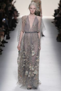 Nostalgia's a Couture gown from Valentino,not a geek. I'm sure Lady Gaga will agree.