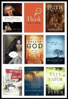 Free John Piper book downloads