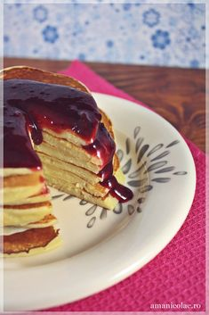 Pancakes, Food And Drink, Cooking, Breakfast, Ethnic Recipes, Easy, Desserts, Workouts, Diet