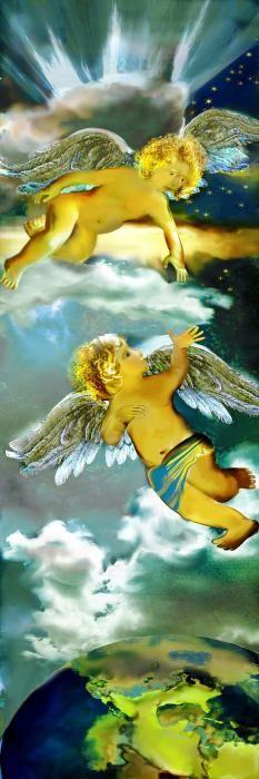Angels In Heaven by Anne Weirich