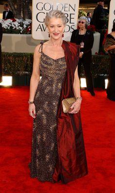 Helen Mirren's Style Evolution