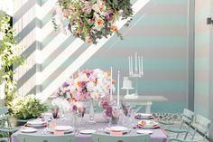Fashion Floral Filled Bridal Inspiration