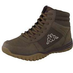 outlet store 35195 1a220 Kappa Basker MID Schnür Boots Herren braun   04056142276144 Kategorie   Herren SaleBootsSchuhe Synthetik braun in