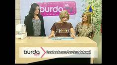 Ana Cosentino (Vida com Arte-TV Aparecida-20/08/2014) - Blusa Plus Size (Burda na Tv, Parte 1)