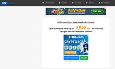 Xyz - Best Multicoin Faucet Join NOW and earn up to sat on lottery ! You get free ticket. Best Faucet, Free Tickets, Bitcoin Cryptocurrency, Bitcoin Price, Bitcoin Mining, Blockchain, Entrepreneur, Investing, Join