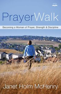 "Janet Holm McHenry's book ""Prayer Walk"" has been re-released and Lynne interviewed her on our June 11th Author! Author! show to talk about the story behind the book."