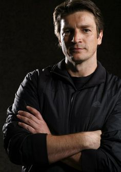 Nathan Fillion: A beautiful man. Castle Tv Series, Castle Tv Shows, Castle Abc, Nathan Fillon, Richard Castle, Firefly Serenity, Famous Faces, Best Shows Ever, Libros