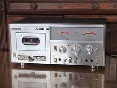 Harman Kardon HK3500 T Stereo Cassette Deck (1979)