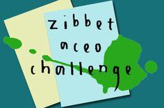 Zibbet's ACEO Challenge #zibbet