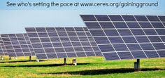 Ceres Conference and Report Ask: Is Corporate Sustainability Gaining Ground or Losing Pace? | Sustainable Brands