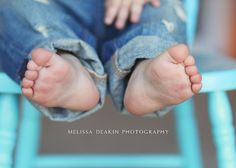 .sweet baby feet.