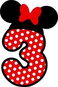 Number two ♥ Minnie Mouse Mickey Party, Mickey Mouse Birthday, Minnie Mouse Party, Mouse Parties, Minnie Mouse Candy Bar, Minnie Png, Birthday Numbers, 2nd Birthday, Mickey And Friends