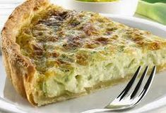Tarta de puerros Quiches, Veggie Recipes, Vegetarian Recipes, Cooking Recipes, Healthy Recipes, Empanadas, Tapas, My Favorite Food, Favorite Recipes
