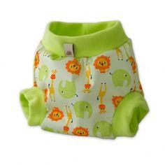 "billeka - babys natural care and wear - hu-da PUL-Überhose supersoft ""SAFARI"" Trunks, Celebrities, Babys, Safari, Natural, Fashion, Laundry Detergent, Diapers, Products"