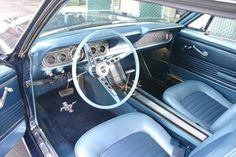 1966 Ford Mustang Standard Interior (to be match the numers)
