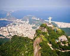 BraSil :) Because my old roomies are from there and I must go visit... beijos!