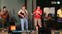 Vivo en Arg - La música del pueblo-Santa Lucía - 27-12-13 (3 de 4)