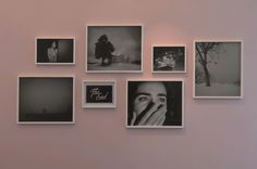 Past show featuring works by Todd Hido at Alex Daniels - Reflex Amsterdam Sep – 2014 Photography Exhibition, Photography Series, Photography Gallery, Exhibition Display, Museum Exhibition, Installation Interactive, Exposition Photo, Expositions, Display Design