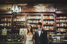 New orleans wedding venue / historical site / new orleans pharmacy museum / destination wedding photographer www.arielrenaephoto.com