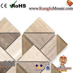 Stone Mosaic Tile, Marble Mosaic, Mosaic Tiles, Travertine, Decorative Boxes, Cards, Home Decor, Mosaic Pieces, Decoration Home