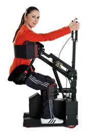 OTs check this out! What a terrific alternative to the wheelchair! Having worked with people who have spinal cord damage, I am amazed at what this device does to open a person's life after severe injury or other nervous system trauma. Click the link to find a good video on how this works. Please share on all your social media... you don't know whose life could change because of your share!