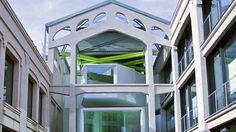 La Serrería Belga, premiada en la Bienal Española de Arquitectura y Urbanismo