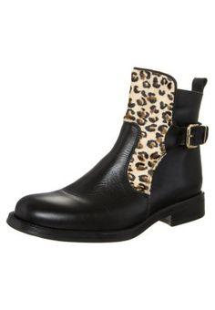 818515741ae6 JOHN - Bottines - black. Black NoirDanDressingAnkle Boots