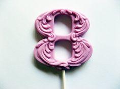 8 Lollipop
