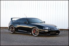 MKIV Toyota Supra. In it's day, a supercar for 1/4 the price.