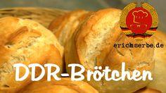 DDR Rezept: # 135 DDR-Brötchen