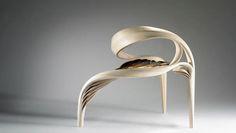Enignum III Chair, Joseph Walsh